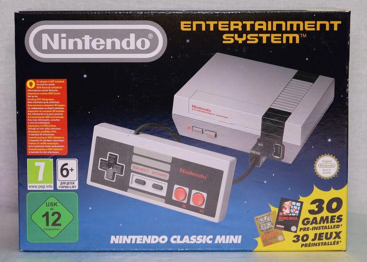 #videogames #Gamers #nintendo classic mini Rare Nintendo Entertainment System NES Classic Mini – UK Edition – NEW 499.99      Item specifics     Condition:        New: A brand-new,...