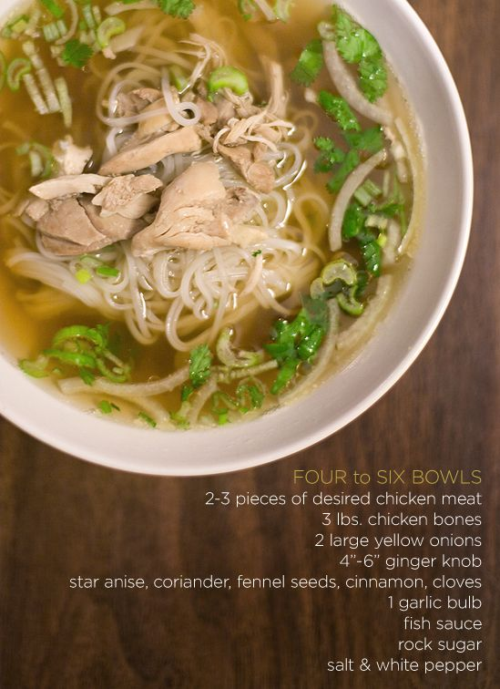 Pho Ga-could someone just make this for me or find me a pho place that delivers??
