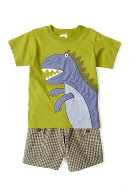 Mulberribush T-Rex Applique