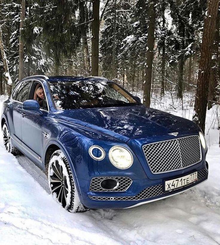 Cars Bentley Suv Luxury Cars: 17 Best Ideas About Luxury Suv On Pinterest