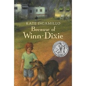 Because of Winn-Dixie, I love reading this aloud to my third graders
