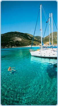 Greek Island Sailing...one day
