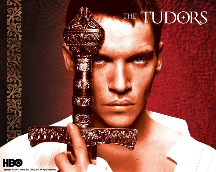 The TUDORS S1 Poster (2007-04-01 S1-S4 2010Apr11-Jun20) creator/writer: Michael Hirst • stars: Jonathan Rhys Meyers (as King Henry VIII)  + Natalie Dormer (as Anne Boleyn) + Henry Cavill (as Charles Brandon) + James Frain (as Thomas Cromwell) +  Peter O'Toole (as Pope Paul III) • Wiki: http://en.wikipedia.org/wiki/The_tudors • IMDB: http://www.imdb.com/title/tt0758790/?ref_=sr_1