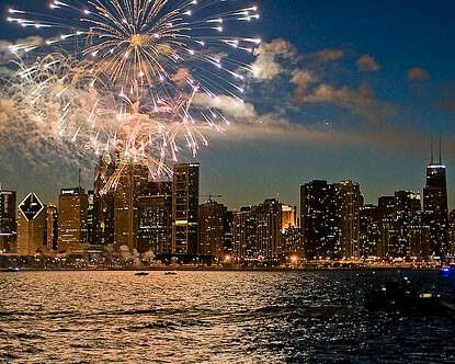 chicago metra 4th of july schedule
