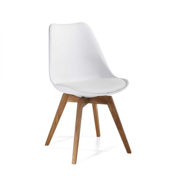 TENZO Stuhl Bess Weiß Sonstiges
