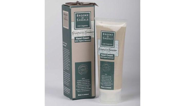 Organic Seaweed Hand Cream
