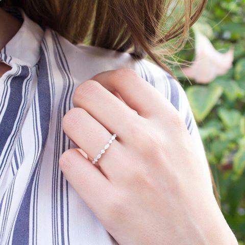 Versailles Diamond Ring Modern Wedding Rings Brilliant Earth Rings Marquise Diamond