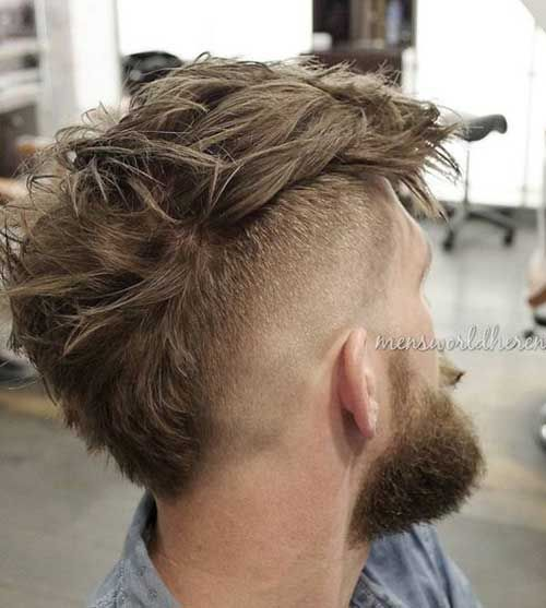 Stylish Mohawk Hairstyles for Men | Mens Hairstyles 2016