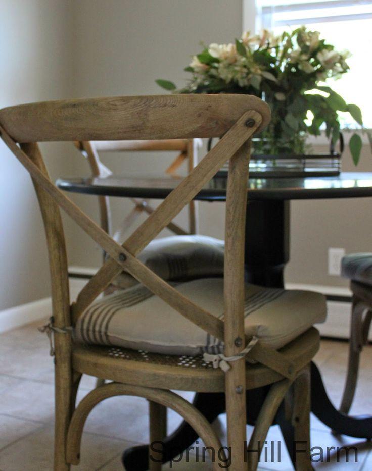 Small Space Dining Room Restoration Hardware Madeleine