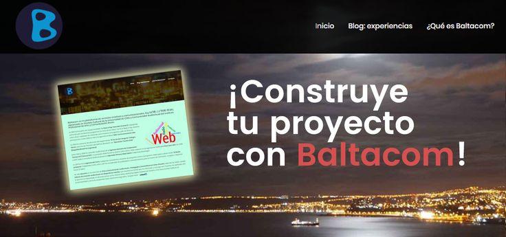 Conoce Baltacom, la plataforma de servicios creativos y comunicacionales de Denis Leyton. Biografía.
