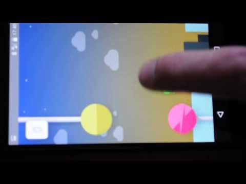 Android 5.0 Tour: Flappy Droid