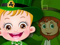 Play Baby Hazel St Patricks Day on Top Baby Games.  Play Baby Hazel Games, Baby Games,Baby Girl,Baby Games Online,Baby Games For Kids,Fun Games,Kids Games,Baby Hazel Games and many other free girl games