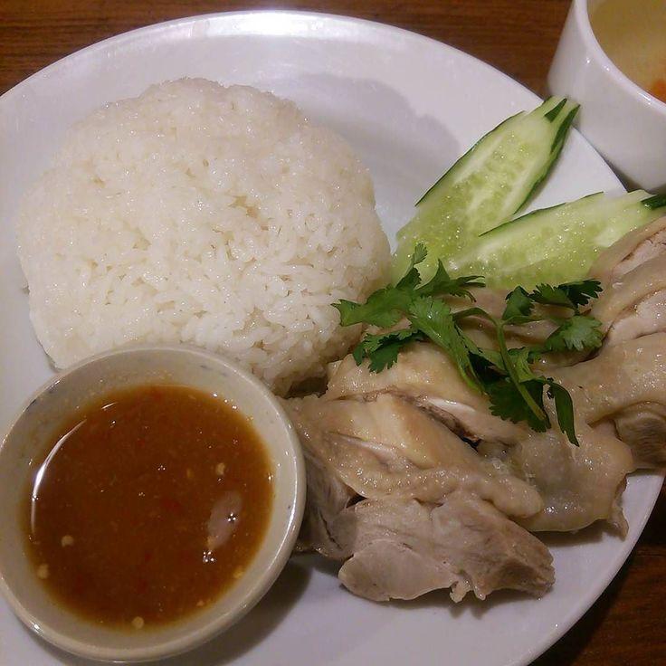 タイのチキンライス