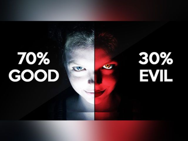 I got: You are 30% evil! How Evil Are You?