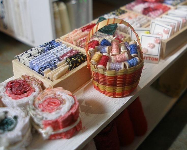 KathieBs Minis Her Quilt Shop - Inspirational