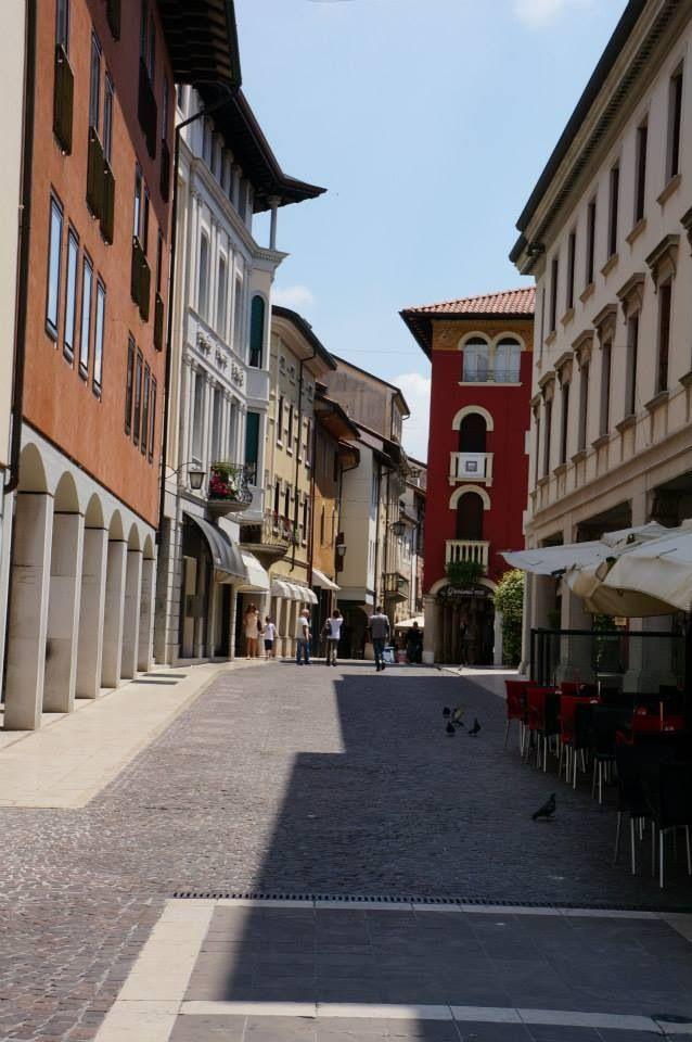 Pordenone, Italy. Photo by Susan Turbeville