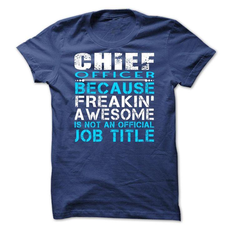 Chief Officer T Shirt, Hoodie, Sweatshirt