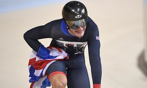 Olympic cyclist Callum Skinner hits out at Leave.EU over Twitter video