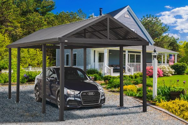 20 Off Carport Sale In 2020 Carport Kits Backyard Area Shade Structure