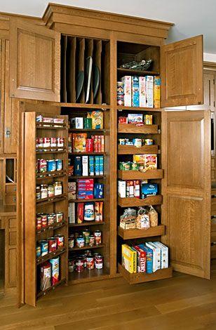 Best 58 Best Pantry Ideas Images On Pinterest Kitchen Storage 400 x 300
