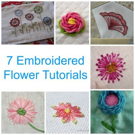 A flower is a classic touch to almost any needlework project, and with this list of 7 tutorials, you will be learning how to embroider different styles and patterns of flowers in no time at all. …