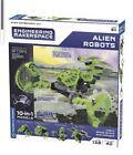 Thames & Kosmos Engineering Makerspace Alien Robots Model Kit #EducationalToys