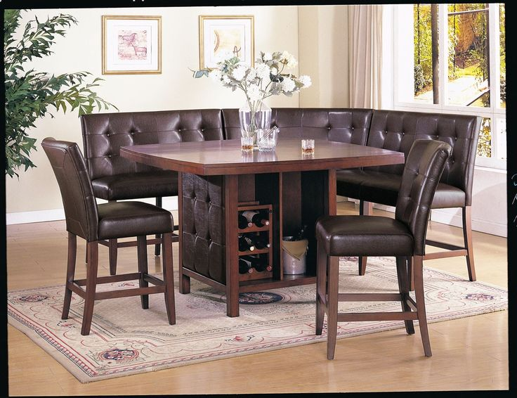 Counter Height Dining Set   Google Search
