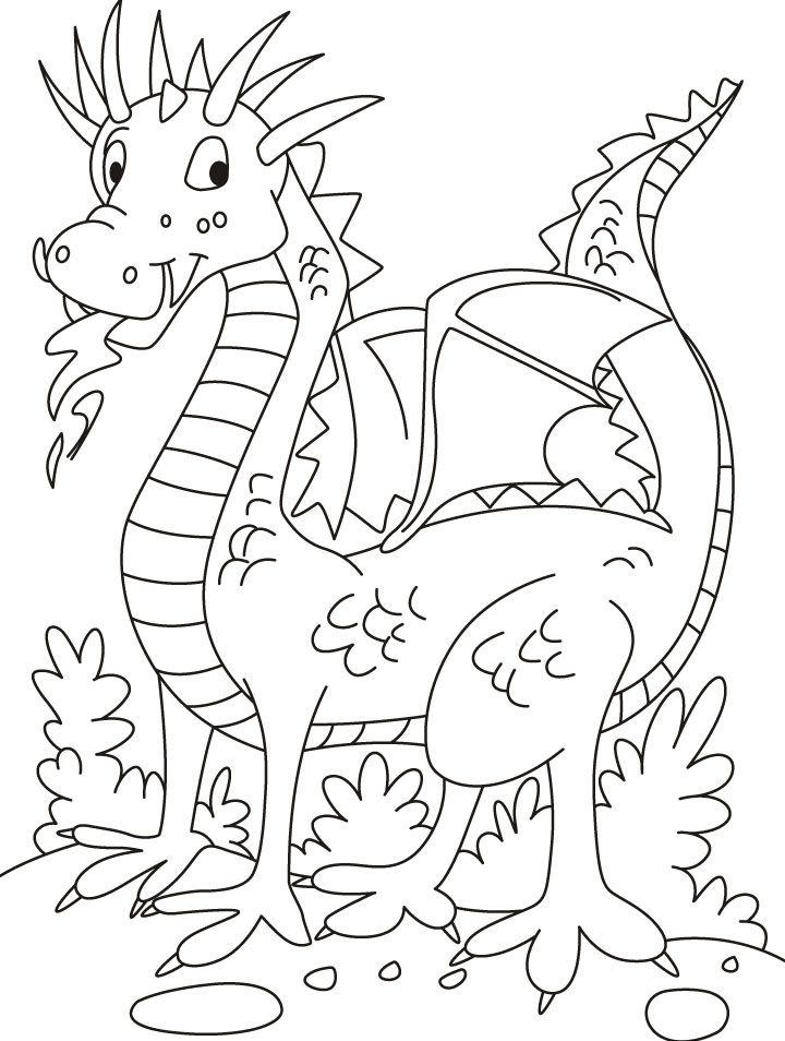 find this pin and more on scholastic book fair sir readalot dragon playful mood coloring page
