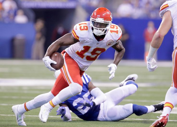 NFL.com pegs Bills as logical landing spot for Jeremy Maclin