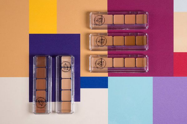 RCMA Makeup is known for offering one of the most trusted foundations in the business. Here, we show you how to navigate their many shade offerings to find your perfect base palette.