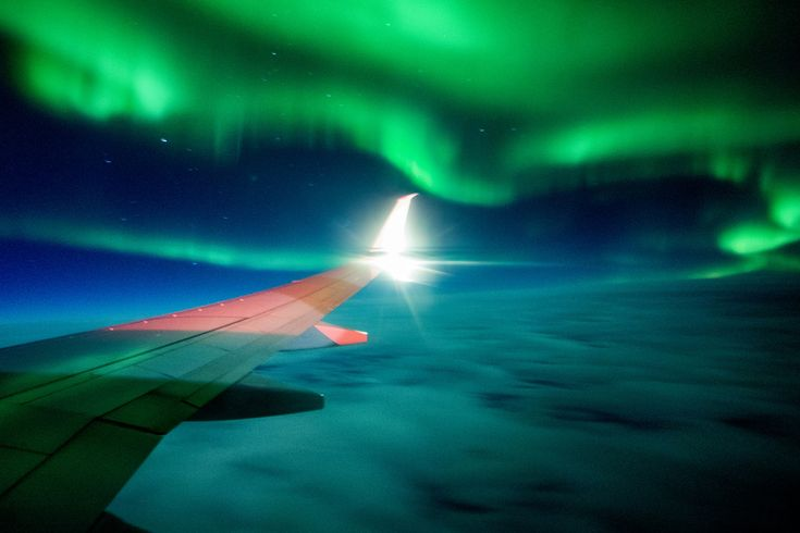 Super Long-Haul Trips Expose Flight Crews and Passengers to Cosmic Radiation  Airlines are flying over the North Pole more often for routes which increases exposure to cosmic radiation. The photo shows the aurora borealis a natural electrical phenomenon characterized by the appearance of streamers of reddish or greenish light in the sky that is not cosmic radiation but is visible unlike radiation. Piriya / Bloomberg  Skift Take: Airlines are buying more aircraft capable of flying the extreme…