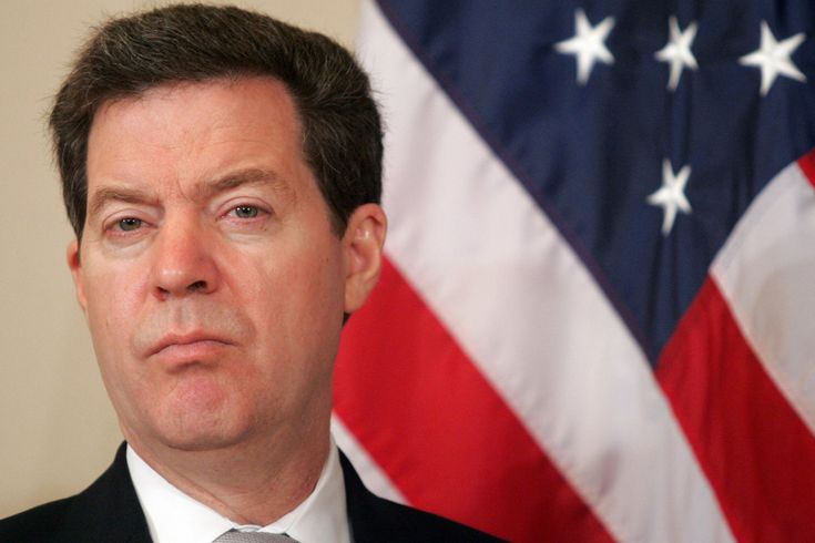 America's worst governor backs down: Sam Brownback's Kansas tax cutting model tarnished after sales tax raised
