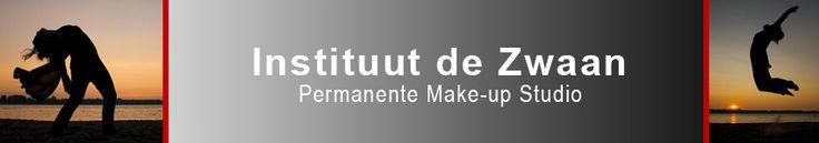 Instituut de Zwaan, studio voor permanente make-up, wenkbrauwen, ooglijnen, lipliner, correcties,