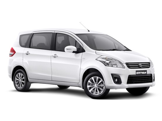 This is The Indonesian Car of The Year 2013... proudly present... Suzuki Ertiga..