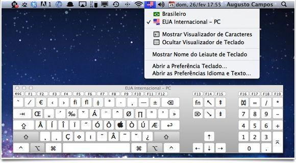 Caracteres especiais: uma cola para os símbolos do teclado do Mac - BR-Mac.org