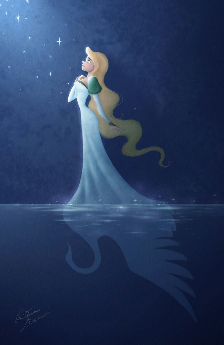 Odette... not disney but beautiful nonetheless