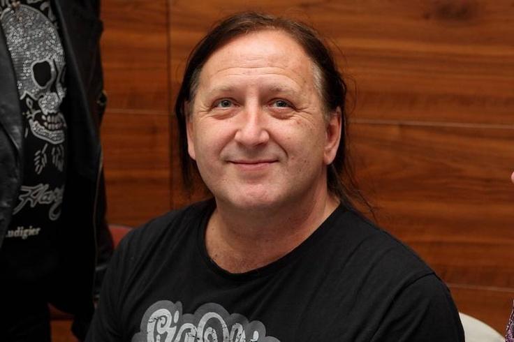 Milan Peroutka. Czech drummer. Only 49. ------- http://cs.wikipedia.org/wiki/Milan_Peroutka