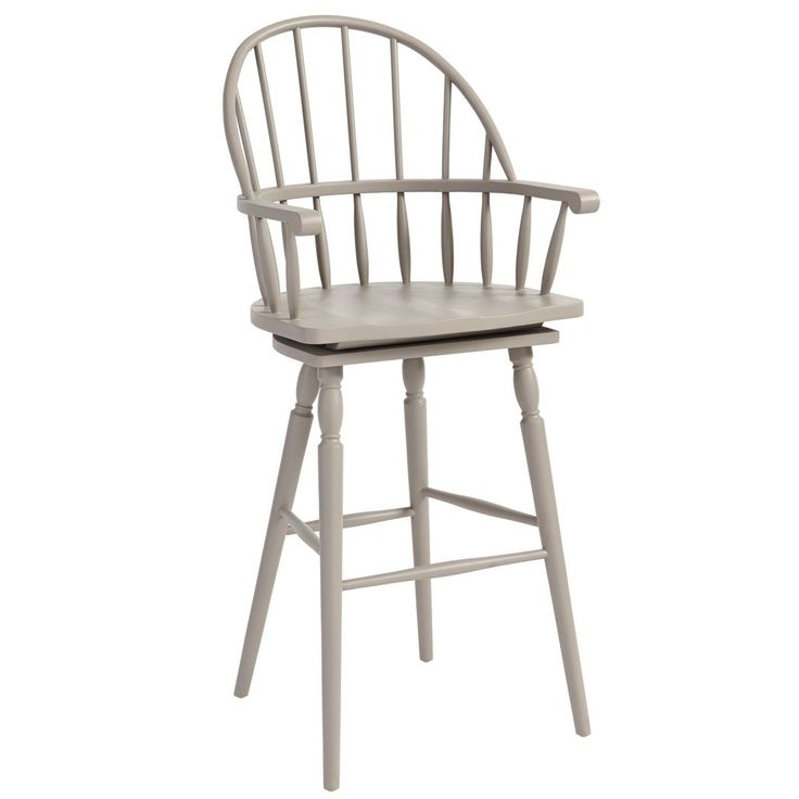 Inspirational Windsor Chair Bar Stools