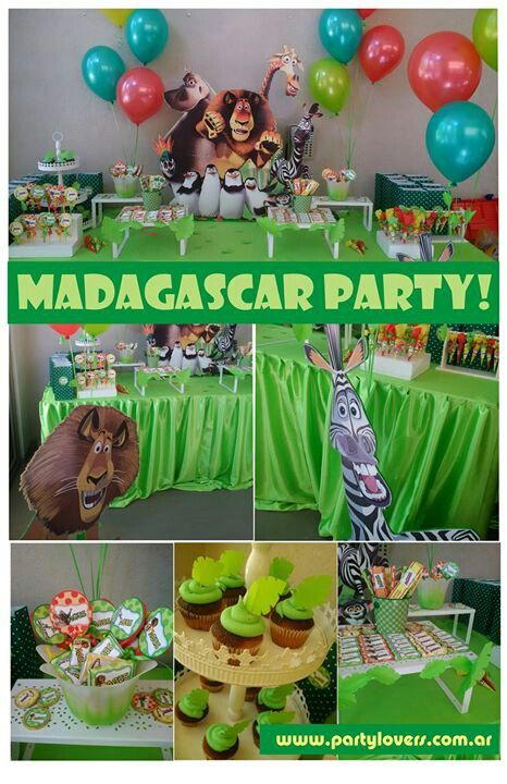 Madagascar party!                                                                                                                                                     Más