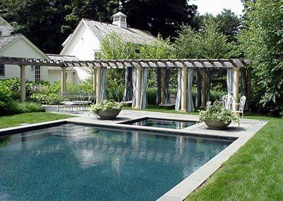 pergola und pool pictures - photo #6