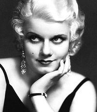 """Jean Harlow was described in the Encyclopedia of Hollywood as """"the reigning sex symbol of the 1930s.""""[39] Harlow was propelled to stardom in..."""