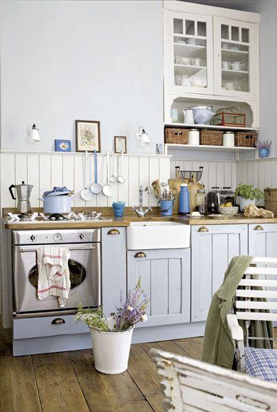 my new kitchen??? @Shimmerlings I Heart Shabby Chic: I Heart Shabby Chic Facebook Photos from June/July 2012