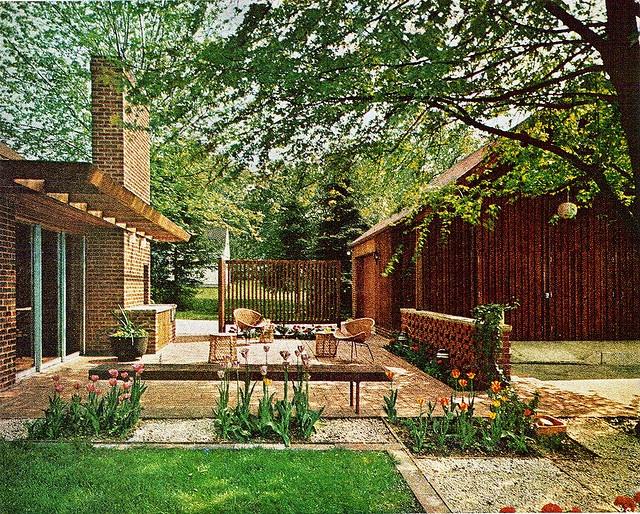 Mcm Patio Better Homes Amp Gardens 63 Via Flickr Mcm