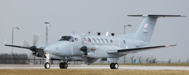 Shadow R1 5(AC) Sqdn RAF Waddington. RAF Shadow R.1 is based on King Air 350 platform, an aircraft that has seen widespread use since introduced a few years ago for service in the Middle East and Afghanistan. The basic aircraft has a massive user base (over 6,000 aircraft), is safe and reliable with proven performance and great adaptability. It has a high top speed, plenty of endurance and payload (for sensors, DAS and Comms) and pressurised cabin, perfectly suited to the role.