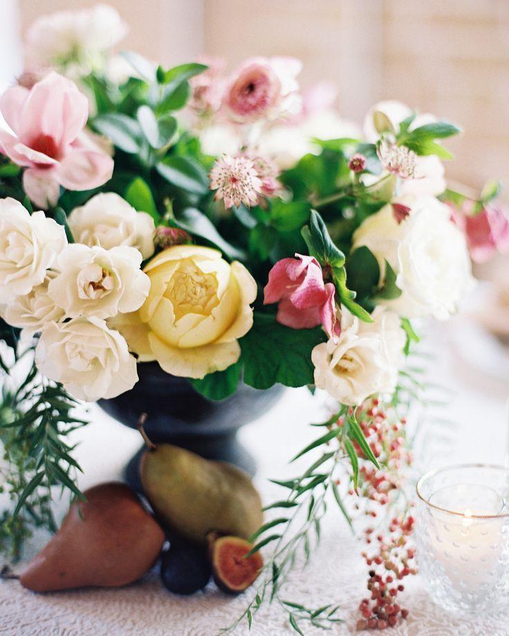 Martha Stewart Wedding Flowers Centerpieces : Best images about wedding centerpieces on