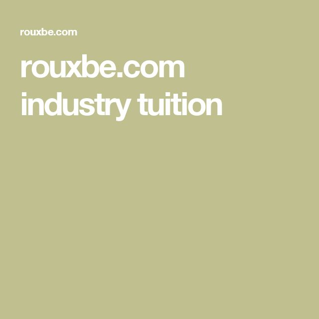 rouxbe.com industry tuition