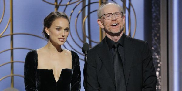 Steven Spielberg Responds To Natalie Portman's Comment About Male Directors At The Globes