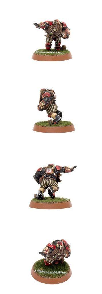 Blood Bowl Dwarf