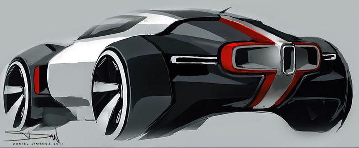 Pin by Hugh LeDuc on 3D work | Car design sketch, Futuristic cars, Automotive design