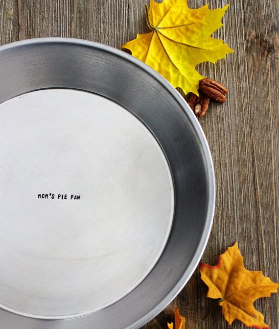 Momu0027s Pie Pan - Hand St&ed Hidden Quote Metal Pie Pan & 21 best Hidden Quote Pie Plates images on Pinterest | Hiding quotes ...